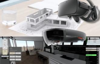 3D VR Digital Twin