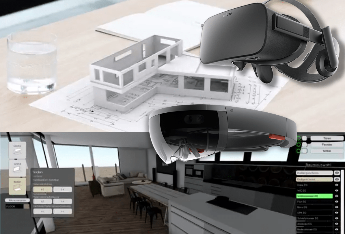 3D Virtual Reality For Industry