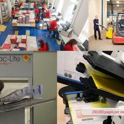 Erfolgsbericht: Papier-Lagerprozess Digitalisiert