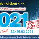 Großartige Vorträge Auf Dem DIGITAL FUTUREcongress Im Märt 2021!