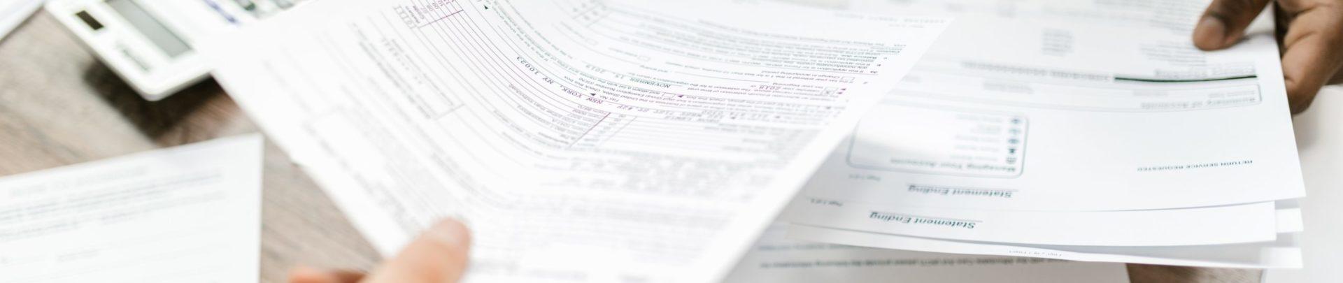 Papierdokumente